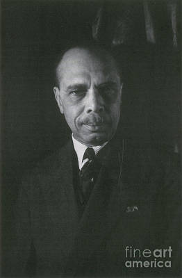 James Weldon Johnson, American Author Poster by Science Source