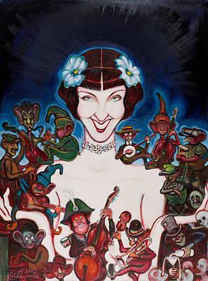 Janet Klein Poster