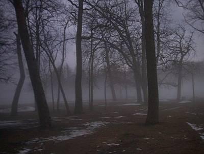 January Fog 2 Poster
