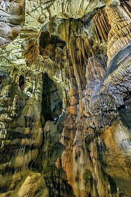 Jasovska Cave, Jasov, Slovakia Poster by Elenarts - Elena Duvernay photo
