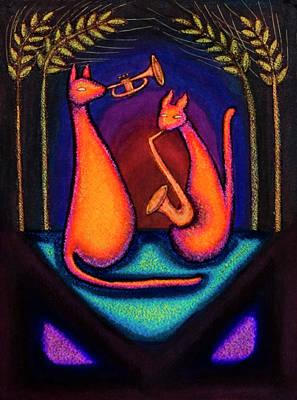 Jazz Kats Poster
