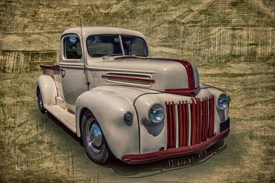 Jb Pickup Poster by Keith Hawley