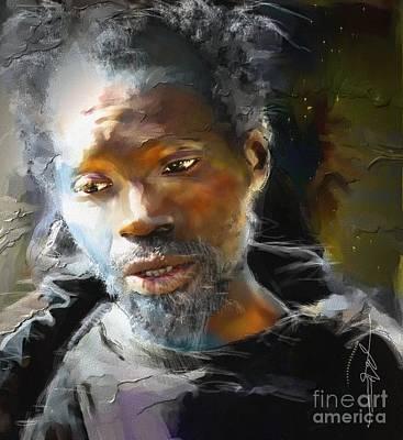 Je N'oublierai Jamais  Poster by Bob Salo