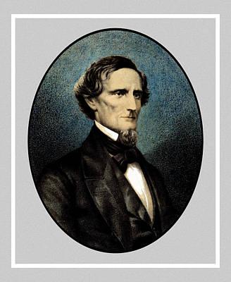 Jefferson Davis Poster