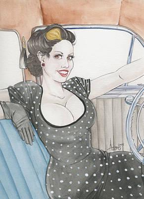 Jennifer Curlee Poster