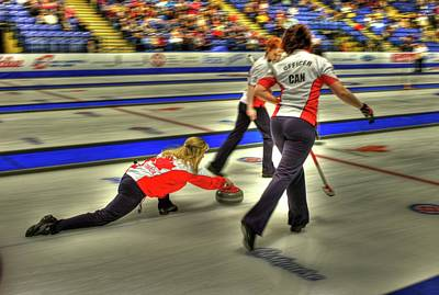 Jennifer Jones Throws Poster
