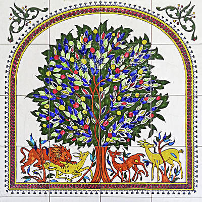 Jericho Tree Of Life Poster
