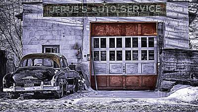 Jerues Auto Service Poster