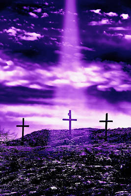 Jesus Is Comming. Poster