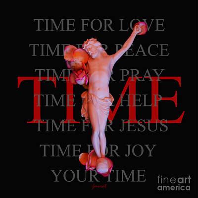 Inri Jesus Time M23 Poster