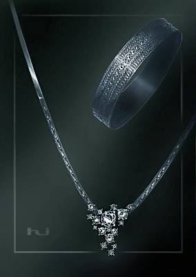 Jewellery  Design Painting  Poster