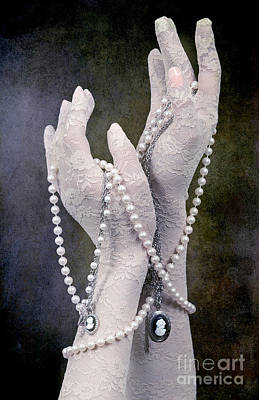 Jewelry  Poster by Svetlana Sewell