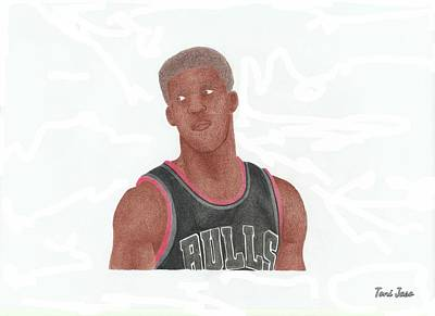 Jimmy Butler Poster by Toni Jaso