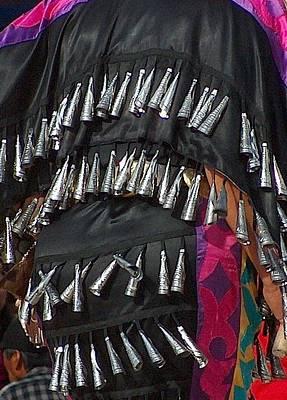 Jingle Dress Detail Poster