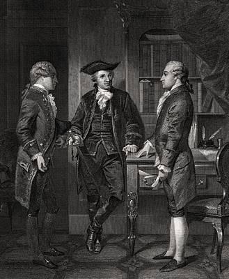 Johann Henry Jules Alexandre Von Robaii Poster