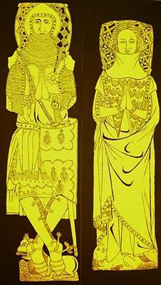 John And Joan De Northwood.jpg Poster