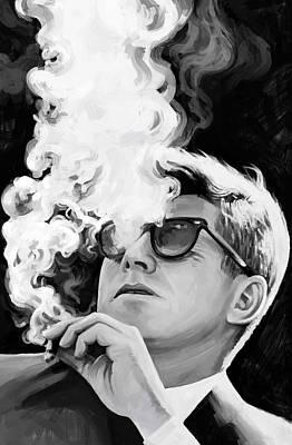John F. Kennedy Artwork 1 Poster