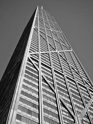 John Hancock Building Poster