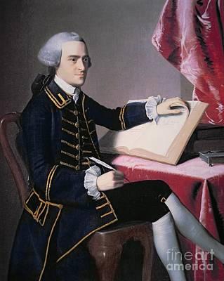 John Hancock Poster