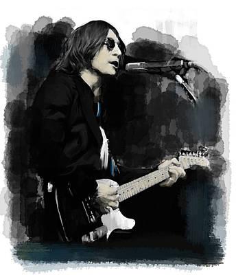 John Lennon One Night In November  Poster