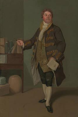 John Quick As Tony Allspice Poster