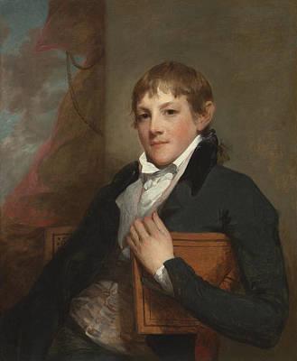John Randolph Poster by Gilbert Stuart