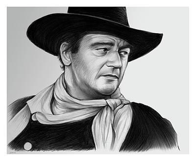John Wayne 29jul17 Poster