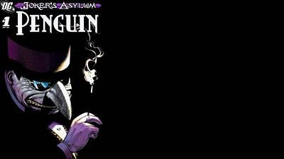 Joker's Asylum Poster