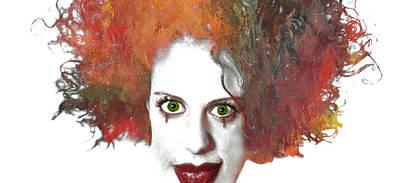 Jokers Bride Poster by Steve K