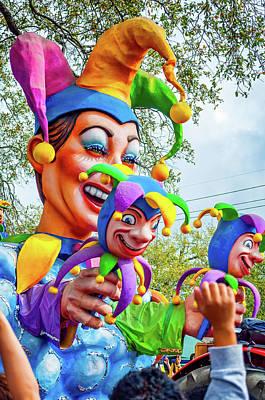 Jokers Wild Poster by Steve Harrington