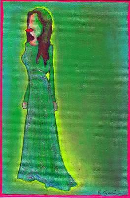 Jolie Green Poster