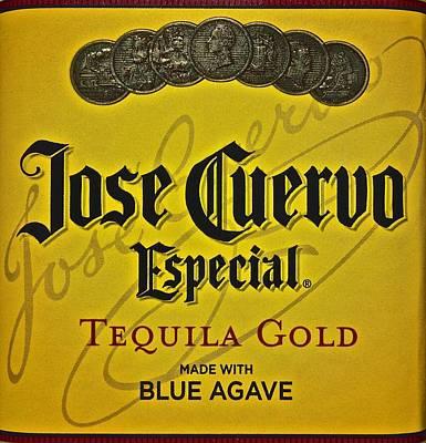 Jose Cuervo Poster
