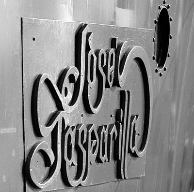 Jose Gasparilla Ships Name Poster
