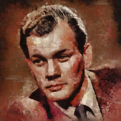 Joseph Cotten, Actor Poster
