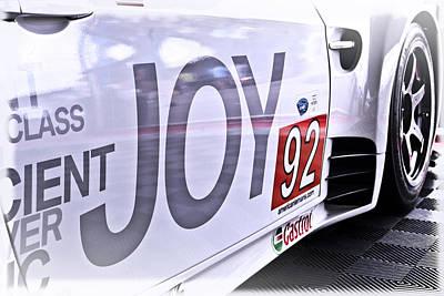 Joy Toy Poster by Scott Wyatt
