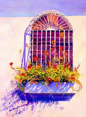 Joyful Window Poster by Estela Robles