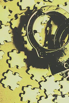 Judicial Jigsaw Poster