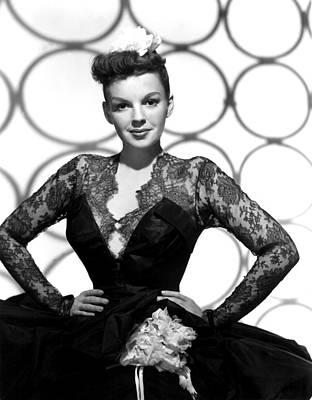 Judy Garland, Portrait, 1947 Poster