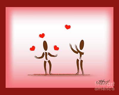 Juggling Love Poster