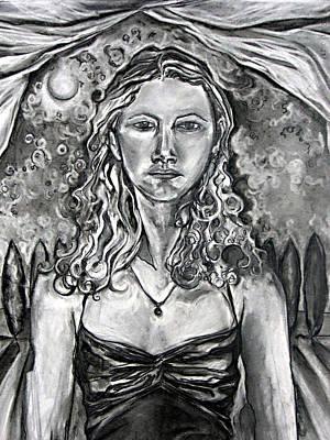 Julie In Spring Poster