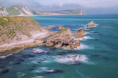 Jurassic Coast - England Poster