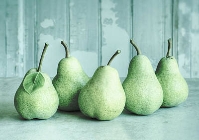 Just Pears Poster