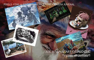Juvenal Art Catalogue Poster