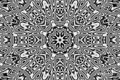 Kaleidoscop Poster by Michal Boubin