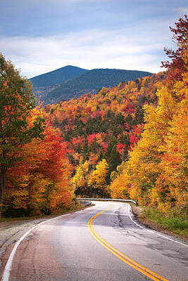 Kancamagus Highway Poster by Eric Gendron