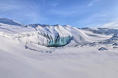 Kangerlussuaq - Greenland Poster