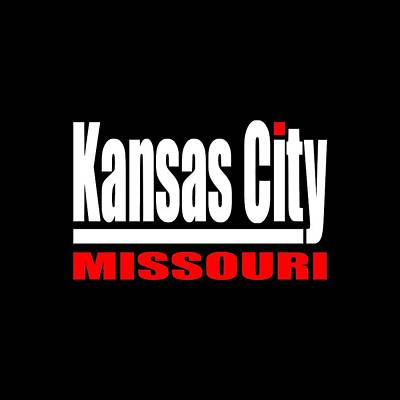 Kansas City Missouri Design Poster