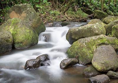 Kauai Flow Poster