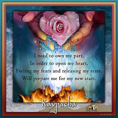 Kaypacha's Mantra 8.5.2015 Poster