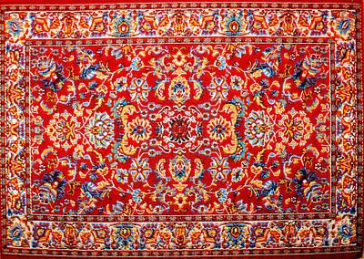 Kayseri Style Weaving 2017 Poster by Padre Art